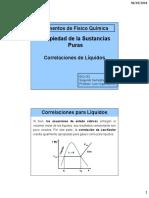 EIQ 242 20182 5 PSP Correlaciones de Líquidos