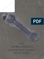 JH Williams 1912 Catalog
