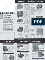 Kennedy All Steel Tool Kits