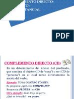 ppt_oracion_gramtical_y_complementos 6°