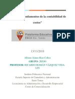 """Act1Sesión1_RiosCobosAllison_Glosario """"Fundamentos de la contabilidad de costos"""""""
