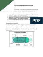 Informe de La Practica Del Modulointercambiador de Calor