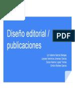 Diseño Editorial y Publicaciones