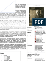 Albert Einstein - Wikipedia, La Enciclopedia Libre
