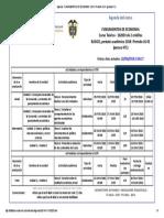 Agenda - Fundamentos de Economia - 2018 i Periodo 16-01 (Peraca 471)
