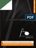 Revista de análisis organizacional