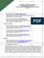 Programa HEG 2018-II - Sección 1
