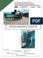 Manual Operacion y Partes Sistema Hidraulico Conveyor