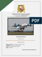 Informe de Turbomaquinas II