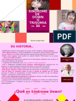 Sindrome de Down o Trisomia 21