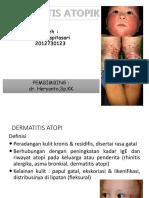 Referat Dermatitis Atopik