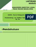 Nurul Hildayanti Ilyas (LAPSUS ANESTESI).pptx