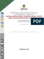 Capitalización de Codelco