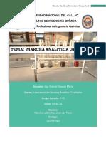 Marcha Analitica Grupo I yI I