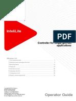 InteliLite AMF20 1.1 Operator Guide