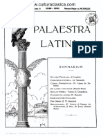 Palaestra Latina 08