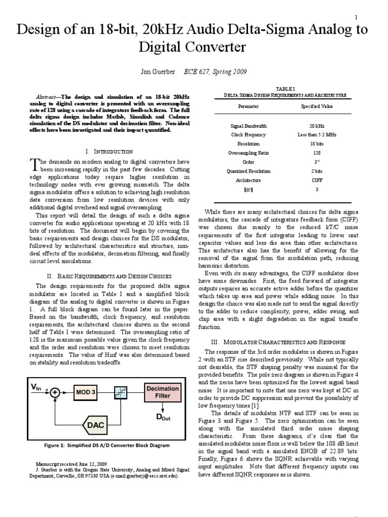 Amazing Delta Sigma Analog To Digital Converter Operational Amplifier Wiring 101 Capemaxxcnl