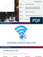Week 6 - Wireless Security