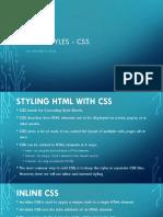 HTML-CSS