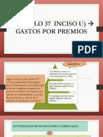 Articulo 37 Inciso u Gastos Por (1)
