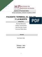 Antecedentes Paciente Terminal