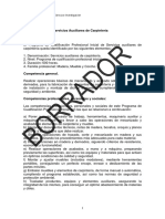 31816-Servicios Auxiliares de Carpinteria