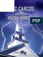10 Cargos Contra La Iglesia