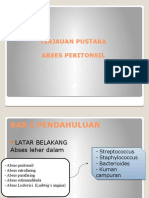 Abses Peritonsil - Copy