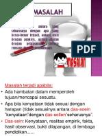 1. MASALAH PENELITIAN    Re12102015 1.ppt