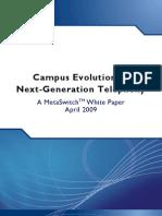 Campus Evolution
