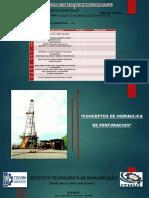 Conceptos Basicos de Hidraulica de Perforacion