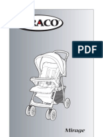 Graco Mirage Pushchair