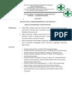 2.6.1.Ep6 - Sk - Penanggung Jawab Kebersihan