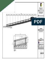 23.Detail Handrailling Pada Area Ramp