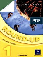 English Grammar Book - Round-UP 1.pdf