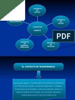 Diapositiva de Contratos Mineros