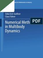 Numerical Methods Multibody Dynamics