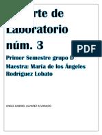 Reporte de Laboratorio 3