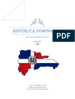 Republica Dominicana Trabajo Final 2