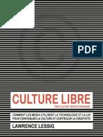 Culture Libre - Lawrence Lessig