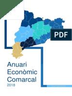 Anuari Econòmic Comarcal 2018 del BBVA