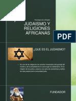 Judaismo y Religion Africana