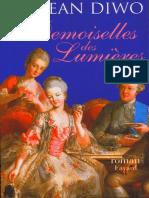 Demoiselles Des Lumieres - Jean Diwo
