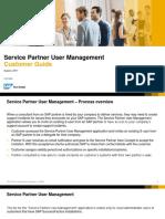 Service Partner User Management Guide