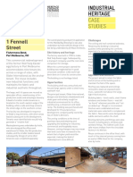 1 Fennell Street Case Study