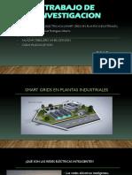 Smart Grids en Plantas Industriales