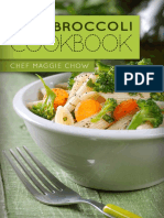 Easy Broccoli Cookbook