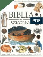 Biblia Szkolna Fragment