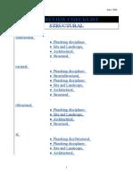 CoStructural,  •  Plumbing disciplines