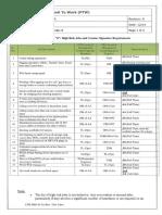 1.PTW Procedure